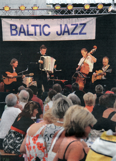 Jazz Partout Baltic Jazz 2010